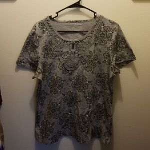 Womens charter club casual top